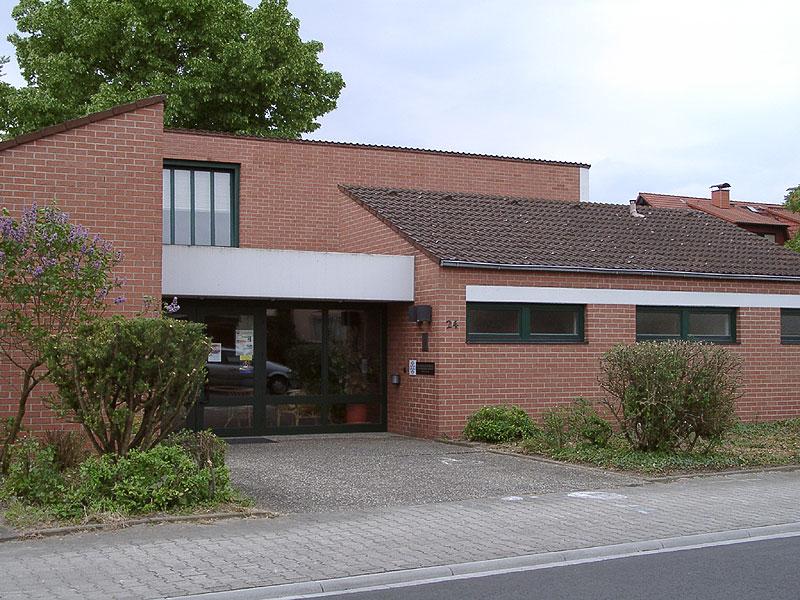 Evangelisches gemeindehaus egh